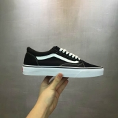 Women Vans Low Black