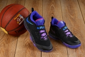 Nike Lebron  10 Low Blue Black Purple