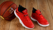 Nike Lebron  10 Low Red