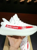 Perfect Adidas Yeezy 350 Supreme LV