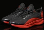 Air Jordan Zoom Tenacity Black Red