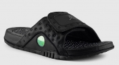 Air Jordan Hydro 13 Sandals Black