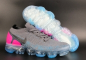 Women Air Vapormax 2018 II Flyknit Grey Pink