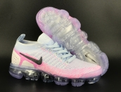 Women Air Vapormax 2018 II Flyknit White Pink