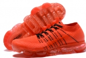 Air Vapormax 2018 Flyknit Red