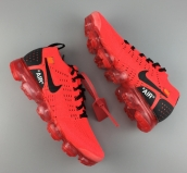 Air Vapormax II 2018 Flyknit Off White Red