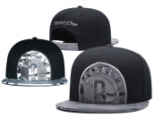 Brooklyn Nets Snapback - 015
