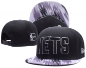 Brooklyn Nets Snapback - 018