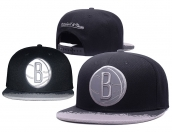 Brooklyn Nets Snapback - 027