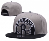 Brooklyn Nets Snapback - 051