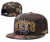 Brooklyn Nets Snapback - 057