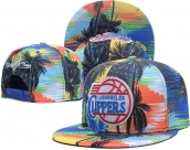Los Angeles Clippers Snapback - 011