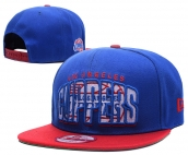 Los Angeles Clippers Snapback - 012