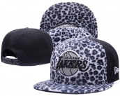 Los Angeles Lakers Snapback - 011