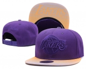 Los Angeles Lakers Snapback - 013