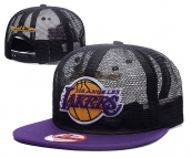 Los Angeles Lakers Snapback - 014
