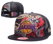 Los Angeles Lakers Snapback - 015
