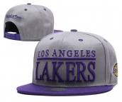 Los Angeles Lakers Snapback - 016