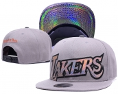 Los Angeles Lakers Snapback - 021