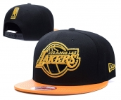 Los Angeles Lakers Snapback - 022