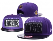 Los Angeles Lakers Snapback - 024