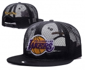 Los Angeles Lakers Snapback - 027