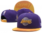 Los Angeles Lakers Snapback - 028
