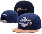 Los Angeles Lakers Snapback - 032
