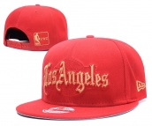 Los Angeles Lakers Snapback - 033