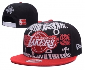 Los Angeles Lakers Snapback - 034