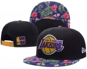 Los Angeles Lakers Snapback - 035