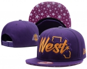 Los Angeles Lakers Snapback - 036
