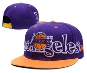 Los Angeles Lakers Snapback - 037