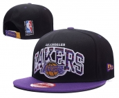 Los Angeles Lakers Snapback - 038