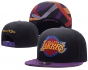 Los Angeles Lakers Snapback - 039