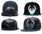 Milwaukee Bucks Snapback - 011