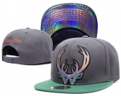 Milwaukee Bucks Snapback - 012