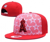 MLB Anaheim Angels Hat - 035
