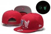 MLB Anaheim Angels Hat - 038
