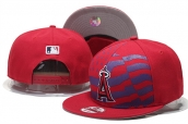 MLB Anaheim Angels Hat - 042