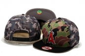 MLB Anaheim Angels Hat - 043