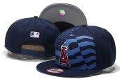 MLB Anaheim Angels Hat - 047