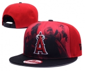 MLB Anaheim Angels Hat - 051
