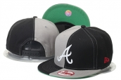 MLB Atlanta Bravs Hat - 034