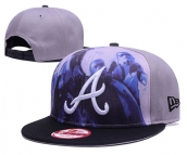 MLB Atlanta Bravs Hat - 035