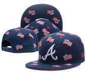 MLB Atlanta Bravs Hat - 038