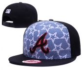 MLB Atlanta Bravs Hat - 041