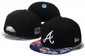 MLB Atlanta Bravs Hat - 042