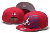 MLB Atlanta Bravs Hat - 043