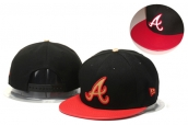 MLB Atlanta Bravs Hat - 044